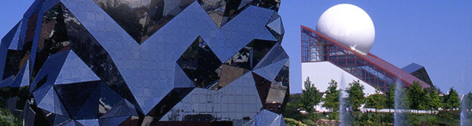 Futuroscope, un rêve dans les betteraves, une première diffusion télévisée